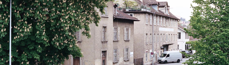 Gecko Resoling Gebäude